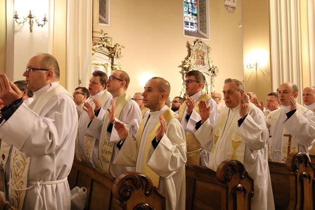 Msza Krzyżma w Kaliszu