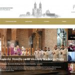 Nowa strona archidiecezji