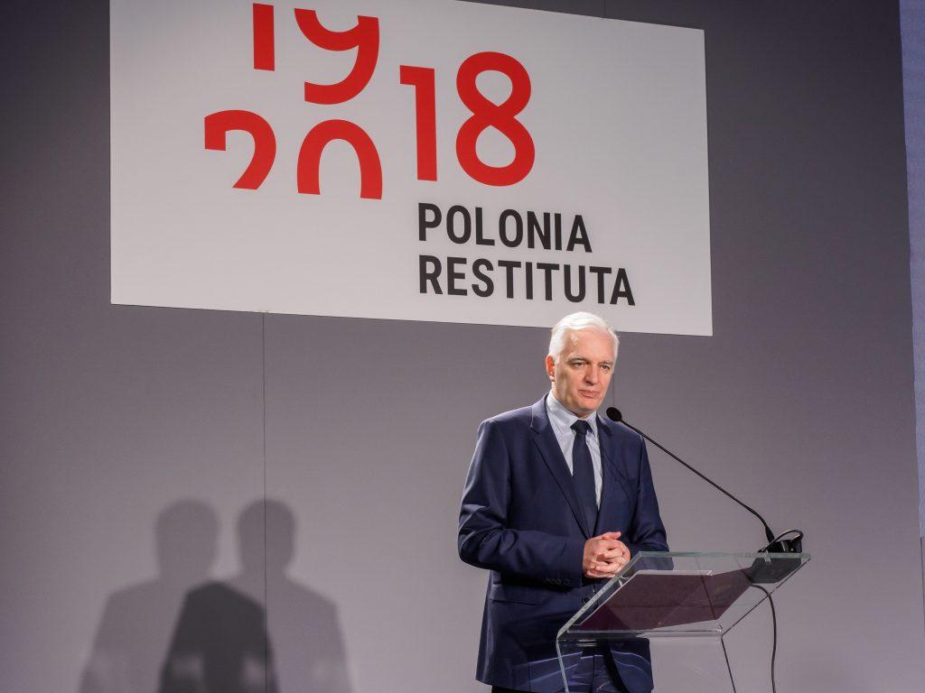 Polonia-Restituta-Warszawa-UKSW-Jarosław-Gowin