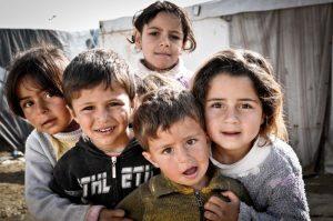 Rodzina Rodzinie Syria Liban dzieci uchodźcy