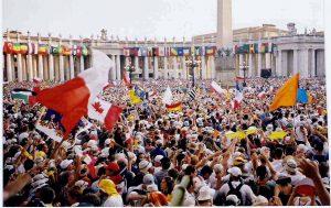 Światowy Dzień Młodzieży Rzym 2000