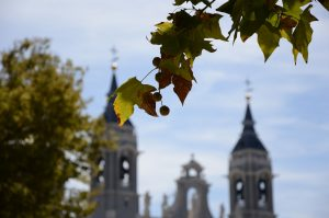 Katedra Almudena, Madryt, Hiszpania