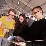 Łódź: klerycy na XVIII Festiwal Nauki i Sztuki
