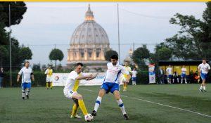 Watykańska drużyna piłkarska