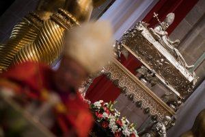Relikwie świętego Wojciecha