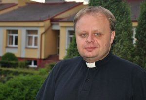 ks. Wojciech Wójtowicz, Rektor Seminarium Duchownego w Koszalinie