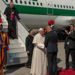 Papież zakończył wizytę w Genewie