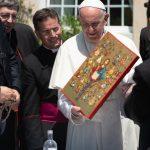 Papież odwiedził Instytut Ekumeniczny w Bossey