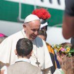 Pielgrzymka Franciszka do Genewy w obiektywie