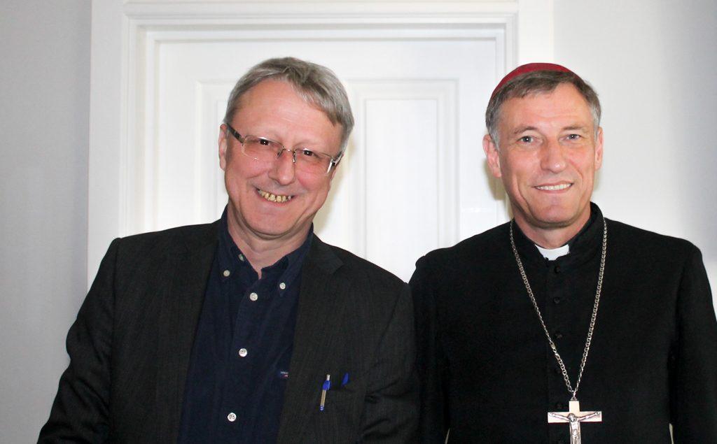 abp Zbigniew Stankiewicz i Krzysztof Tomasik