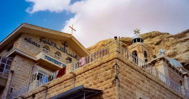Odbudowano syryjski klasztor św. Tekli