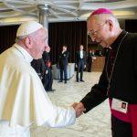 Przewodniczący Episkopatu podsumowuje spotkanie Prezydium CCEE w Rzymie