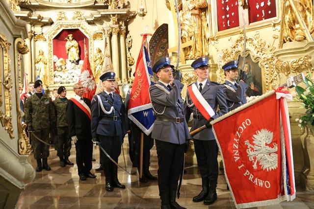 5be98f6764 Diecezja kaliska  obchody 100. rocznicy odzyskania niepodległości ...