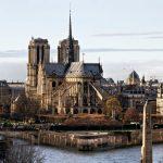 Notre Dame, Paryż Francja