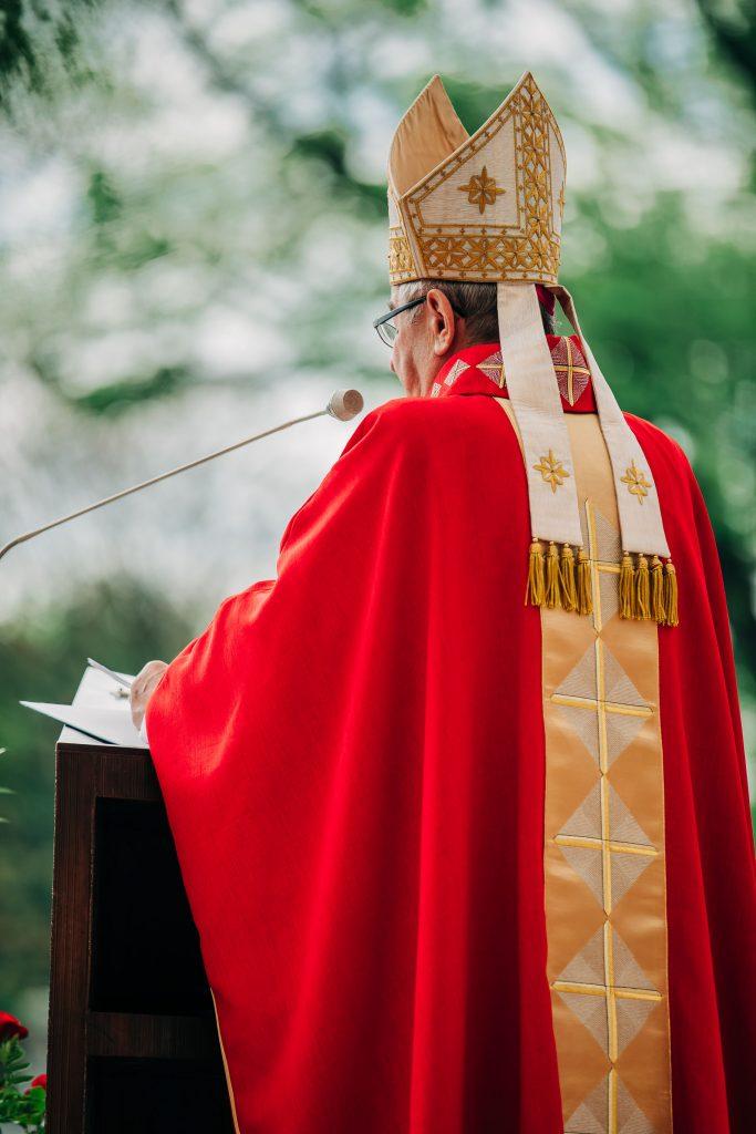 Głódź, biskup