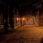 noc, ulica
