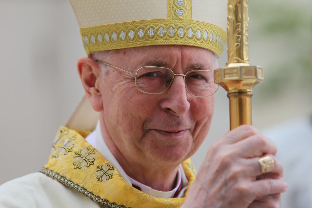 Modlitwa w intencji przewodniczącego Episkopatu