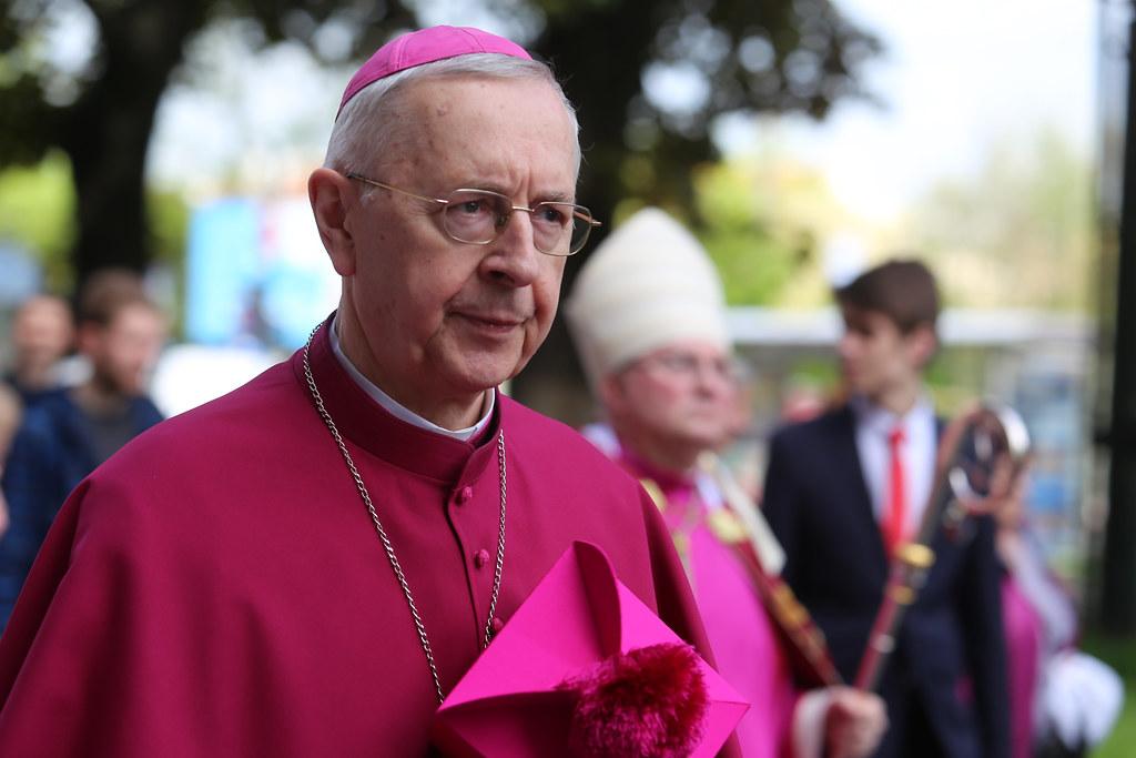 Abp Gądecki o atakach na Kościół i dialogu ze środowiskami LGBT