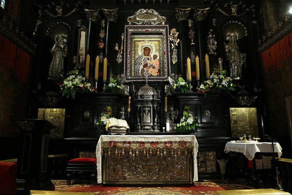 Czuwanie grup modlitewnych św. o. Pio na Jasnej Górze